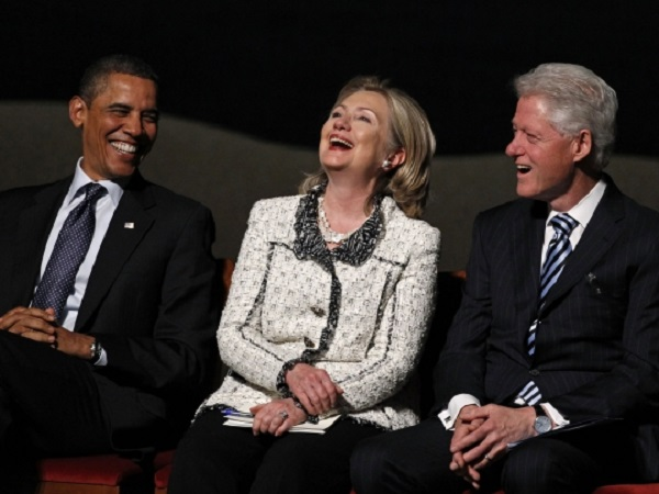 hillary-and-bill-with-obama