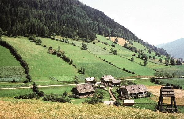 Betrieb mit Ackergrünlandwirtschaft