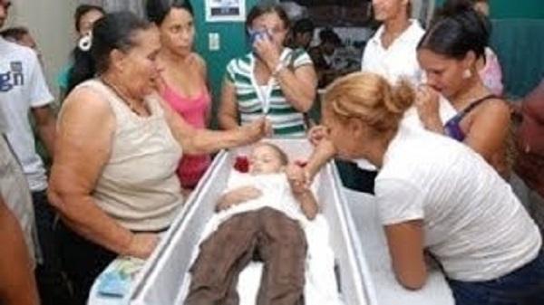 Kelvin Santos in hospital