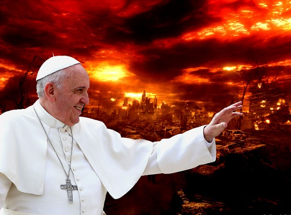 Pope Francis and his prediction for the end of times