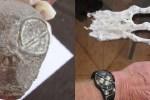 Alien skull and hand found in Peru