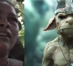 Jasmina with goblin
