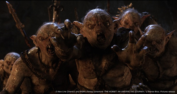 Lord of the Rings Goblins