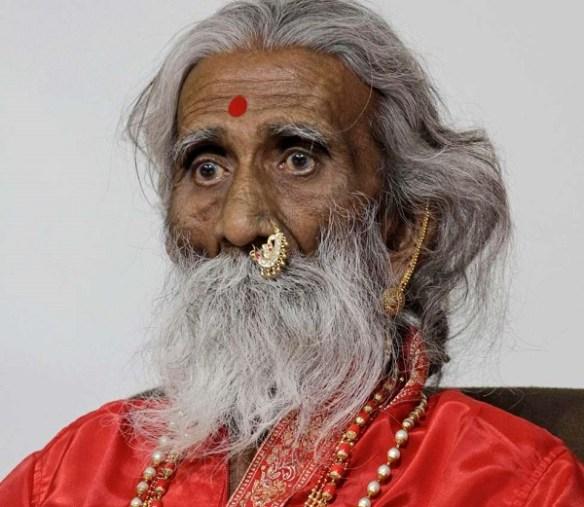 Prahlad-Jani closeup