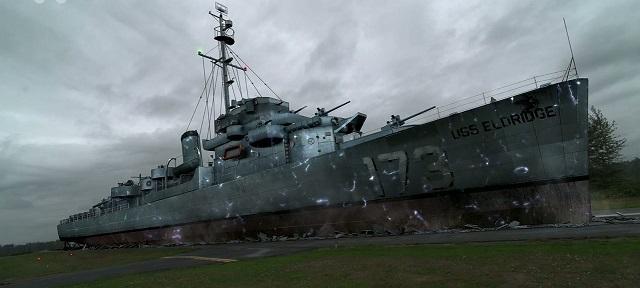 Philadelphia Experiment ship