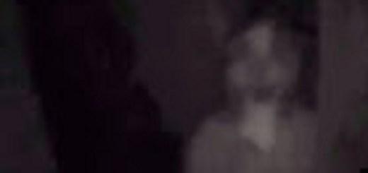 Civil War ghost captured on video
