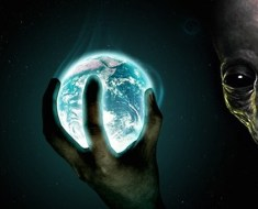 Alien Planet prison Earth