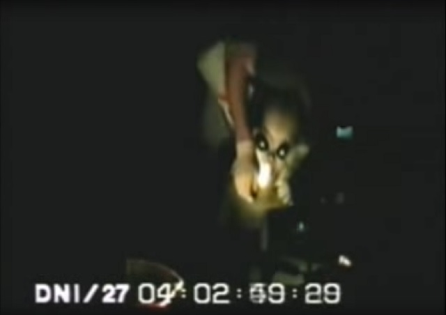 The infamous Area 51 alien video interview
