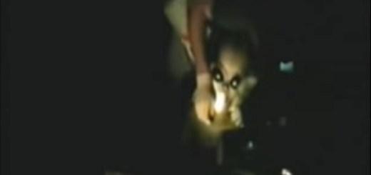 The infamous Area 51 alien video interview
