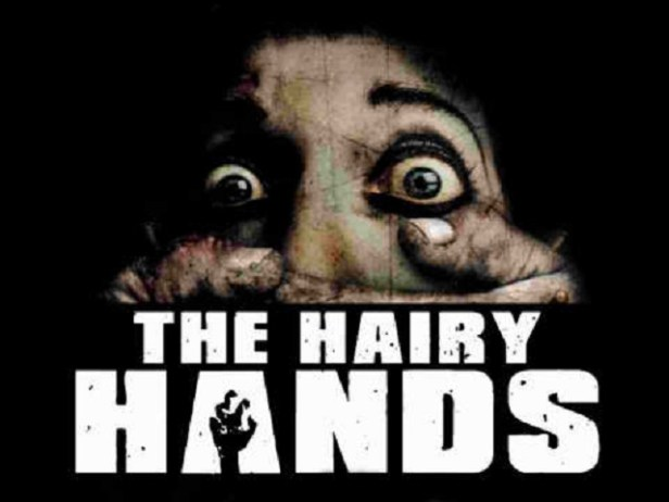 The hairy hands