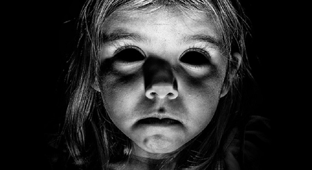 Black eyed child