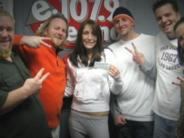 Jennifer Strange Wii contest radio station