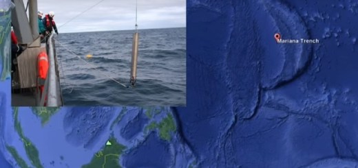 Alien distress call recorded deep beneath ocean
