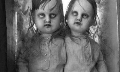 The disturbing dolls of Karla