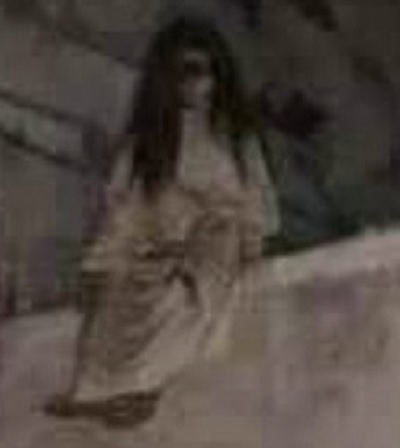 Banshee ghost captured on photo