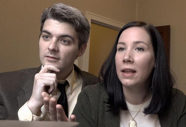 Greg Newkirk and Dana Matthews