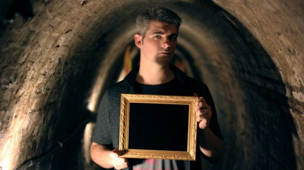 Greg Newkirk with Dark Mirror