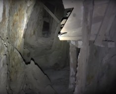 Inside the Waldeck Mine