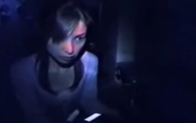 Un journaliste japonais terrorisé par le fantôme