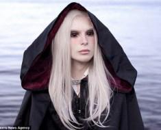 Luis Padron as elf
