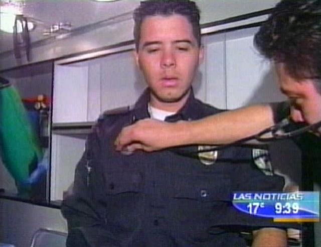 Officer Samaniego
