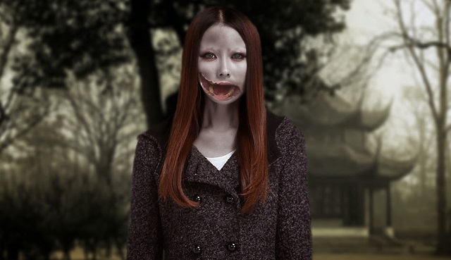 Legend of Kuchisake-onna