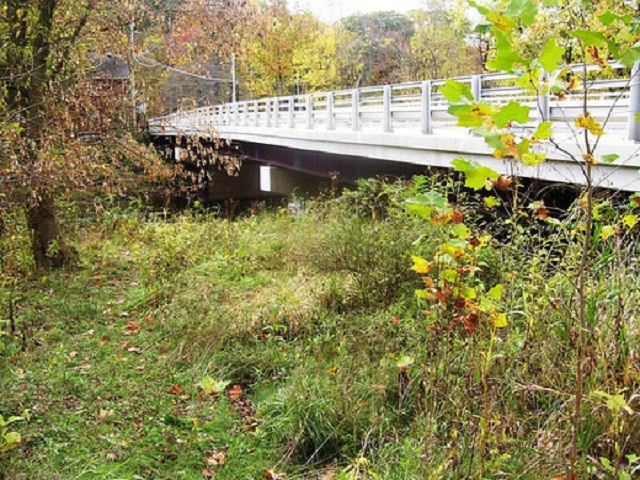 The Crybaby Bridge in Helltown