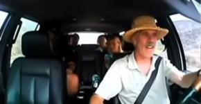 Area 51 tour bus tour Dennis Ryan