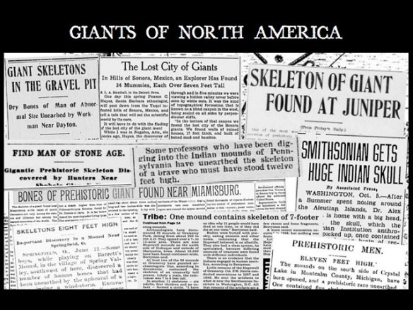Giants of North America