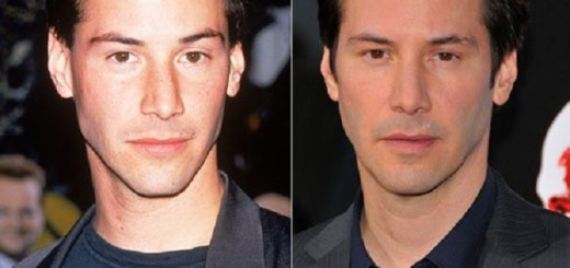 Keanu Reeves believed to be a vampire and/or time traveling magician