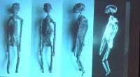 Mummified aliens in Peru