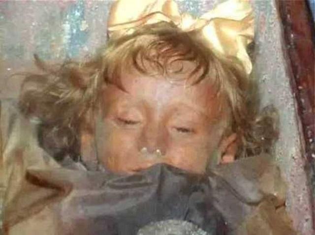 Rosalia Lombardo Lebend