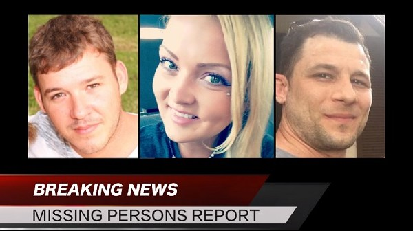 Shadow people missing people report