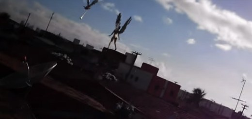 Several angels recorded flying over Boa Vista, Brazil