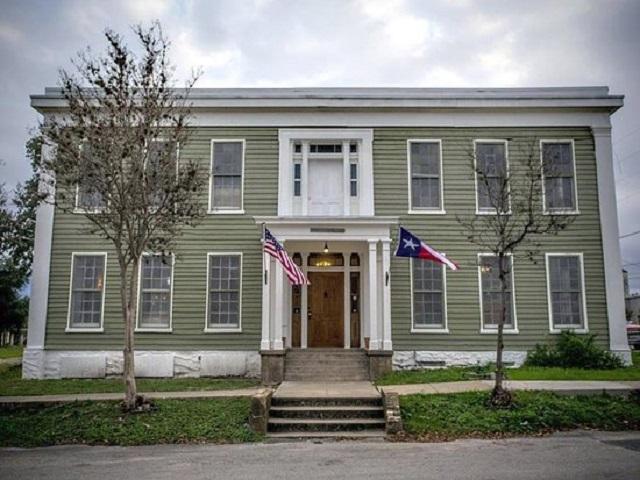 The haunted Magnolia Hotel