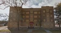 Amarillo Texas haunted apartment building