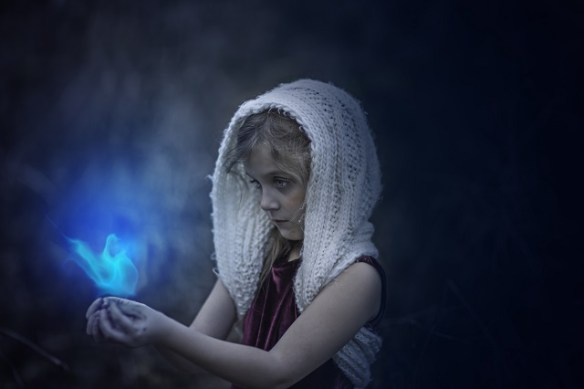 Image: whimsyroots.com Quinn and the Will o the Wisp