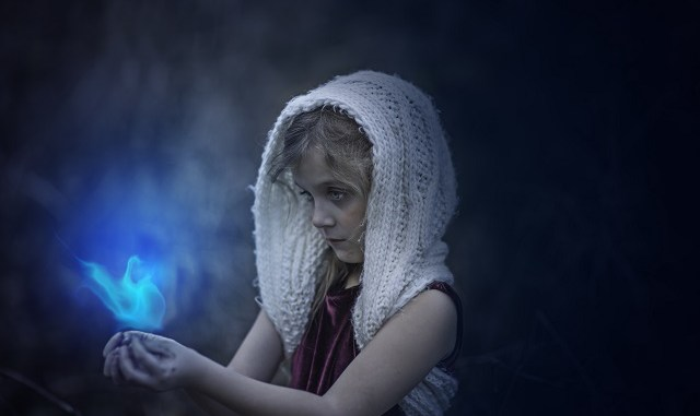 Quinn and the Will o the Wisp