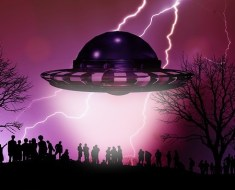 UFO sightings around the world
