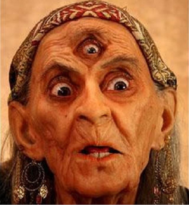 3 eyed gypsy