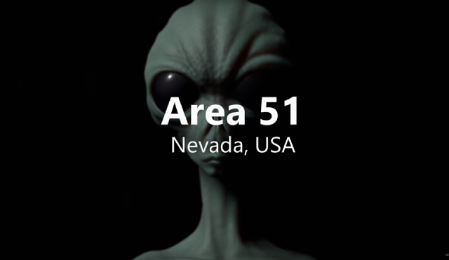 UFO Seekers get close to Area 51