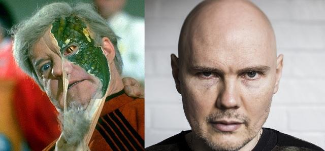 Billy Corgan alien reptilian shape shifters
