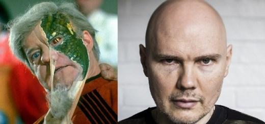 Musician Billy Corgan witnesses reptilian shapeshifter transformation