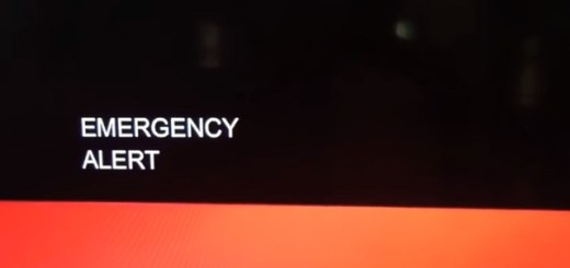 Apocalyptic Emergency Alert message broadcast to California residents