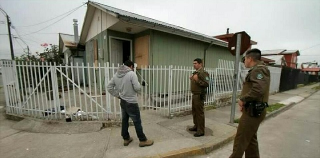 Puerto Montt Haunted Family House