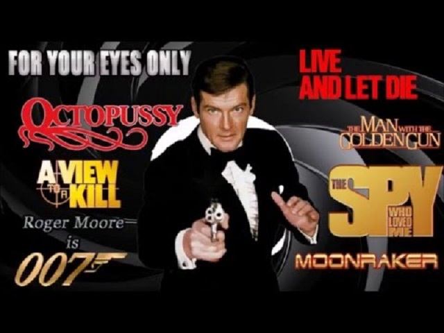 Actor Roger Moore was haunted by ghostly visitations ...