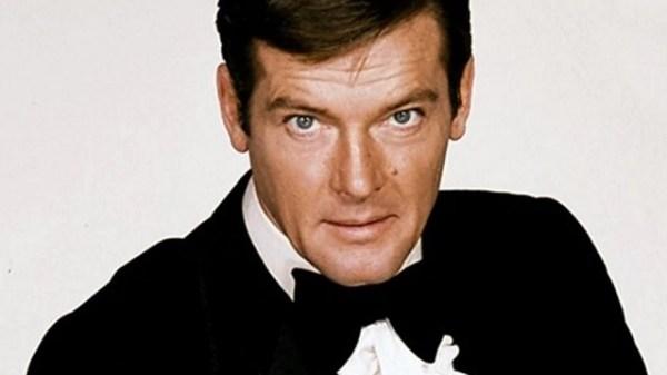 Roger Moore James Bond 007