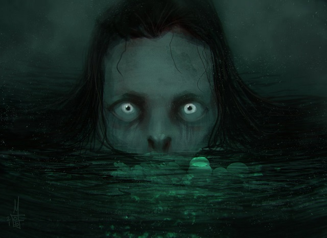 Image: Stow Lake ghost by DottorFile on DeviantArt