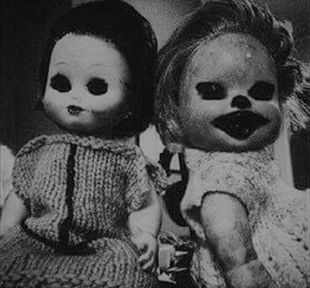 The Creepy Dolls