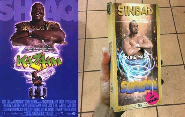 Kazaam and Shazaam!